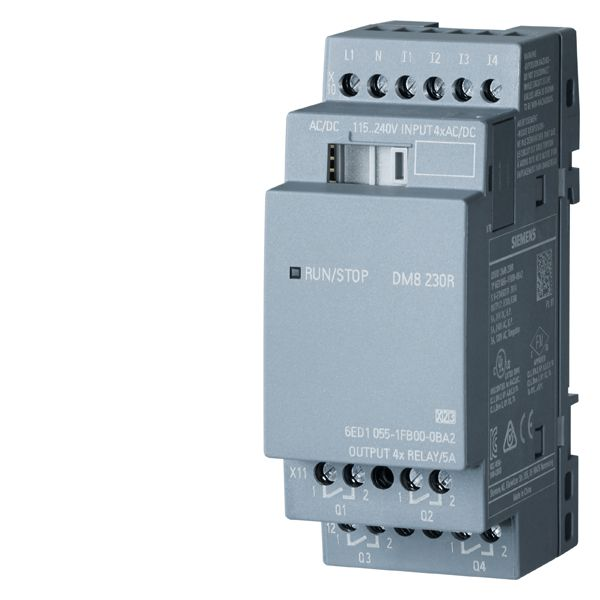 Siemens 6ED10551FB000BA2 Expansion Module