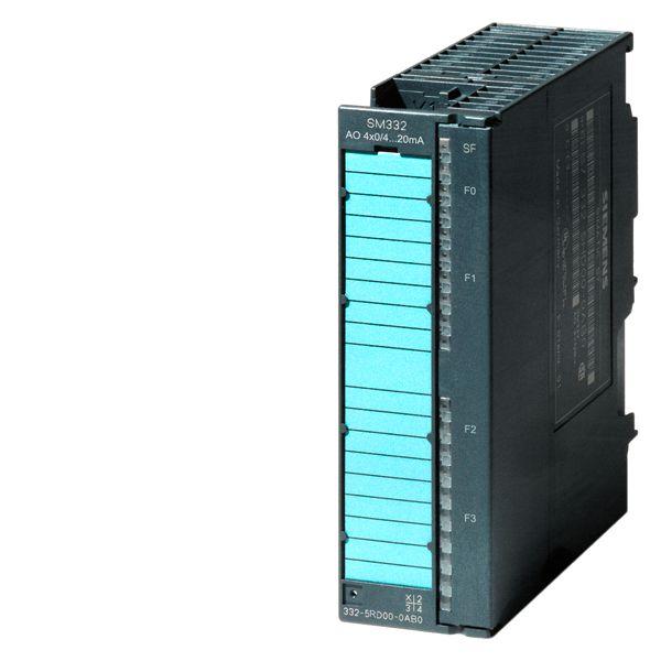 Siemens 6ES73325RD000AB0 SIMATIC Analog Output Module