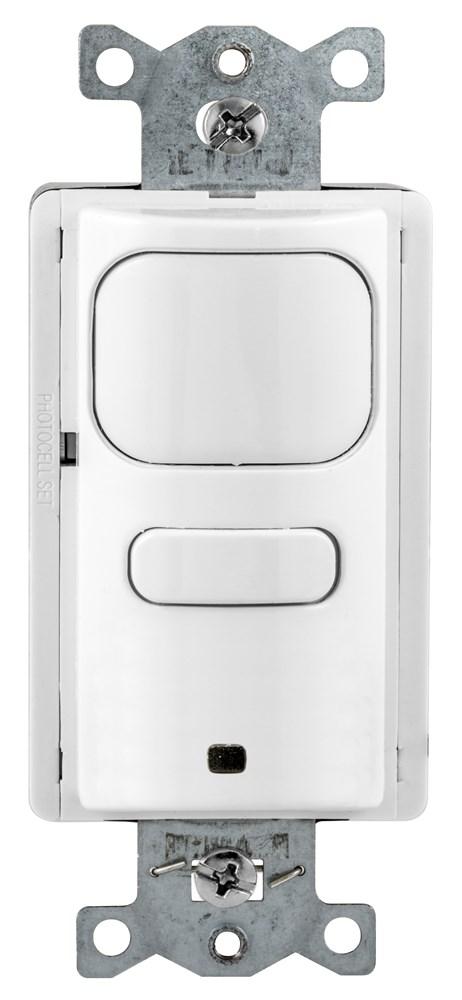 Hubbell AP2000W1U Occupancy Vacancy Sensor Switch