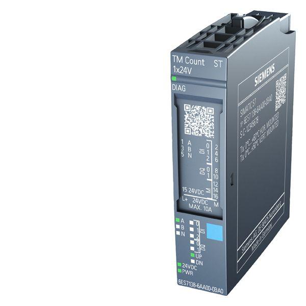 Siemens 6ES71386AA000BA0 SIMATIC Counter Module