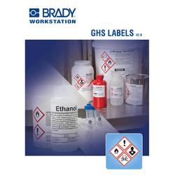 Brady BWRK-GHS-DWN GHS Labels App Software