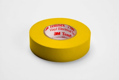 3M 1700C-YELLOW-3/4X66FT Electrical Tape