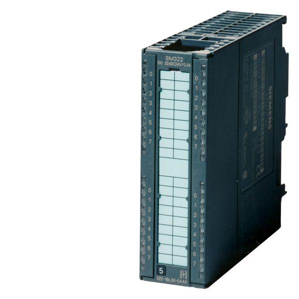 Siemens 6ES73228BF000AB0 Digital Output Module