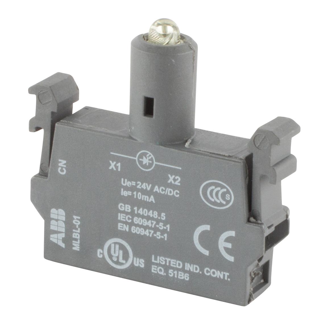 ABB MLBL-01Y Modular Lamp Block