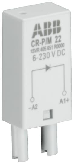 ABB 1SVR405655R1000 Pluggable Function Module