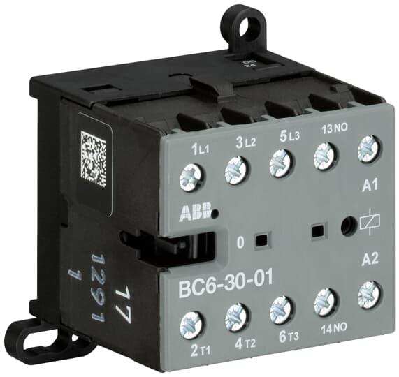 ABB BC6-30-01-01 Miniature Contactor