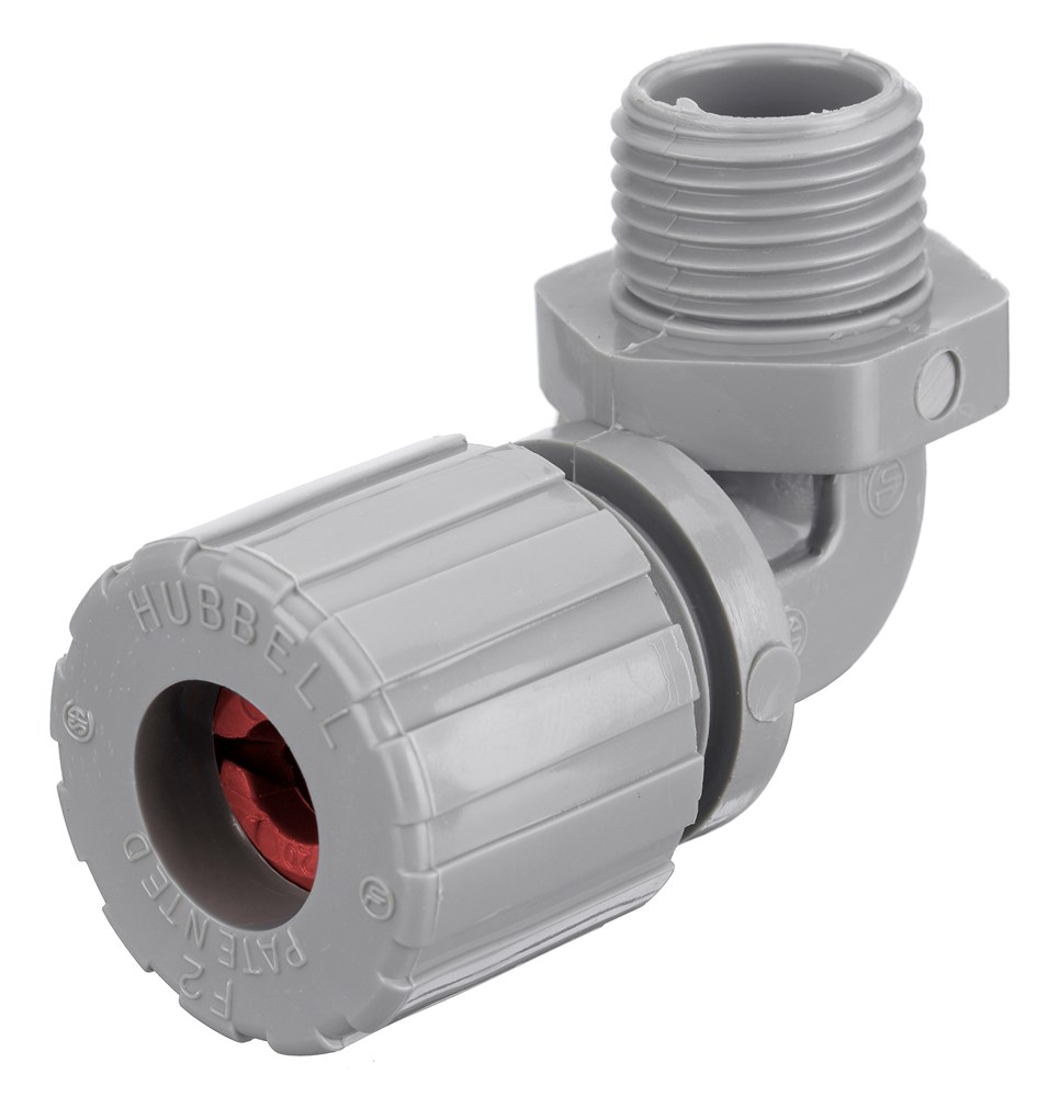 Hubbell NHC1021CR Cord Connector