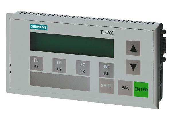 Siemens 6ES72720AA300YA1 Text Display