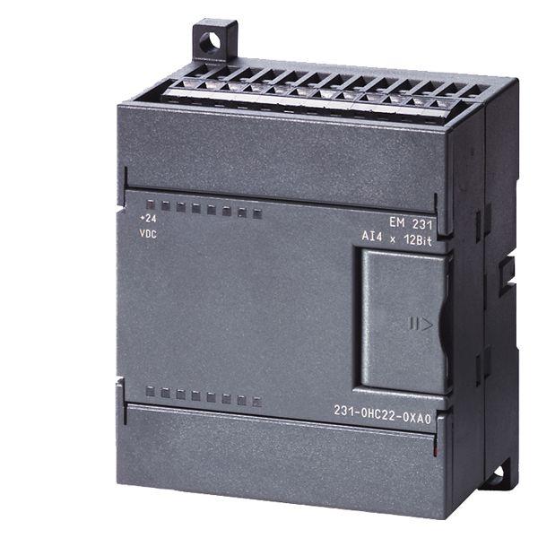 Siemens 6ES72317PB220XA0 SIMATIC Analog Input Module