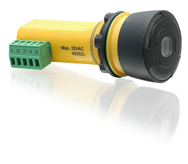 ABB 2TLA030054R0300 Safety Stop