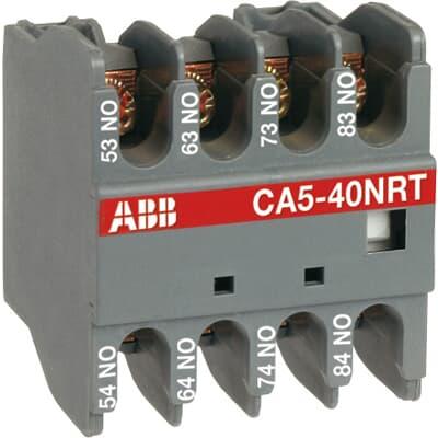 ABB CA5-22NRT Auxiliary Contact Block