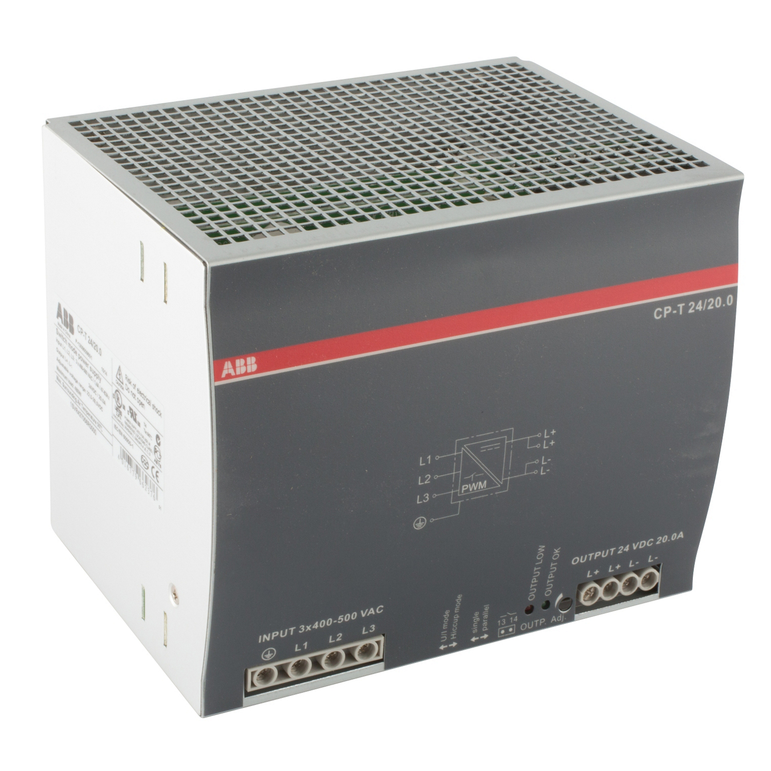 ABB 1SVR427056R0000 Power Supply Unit