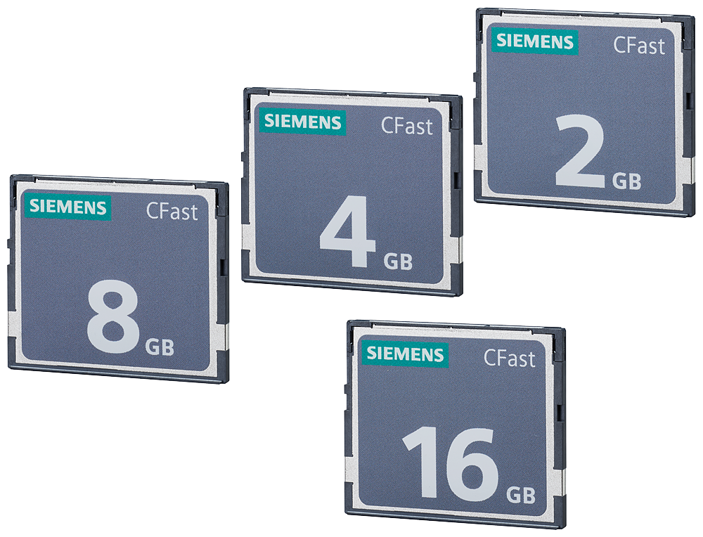 Siemens 6ES76482BF100XF0 Memory Card