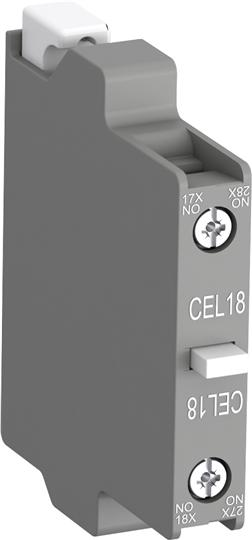 ABB CEL18-01 Auxiliary Contact Block