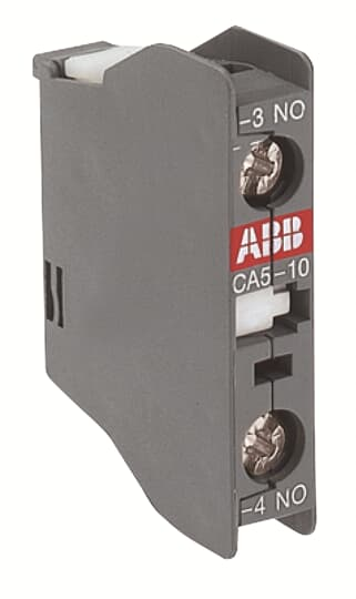 ABB CC5-01 Auxiliary Contact Block
