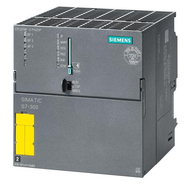 Siemens 6ES73183FL010AB0 SIMATIC Central Processing Unit