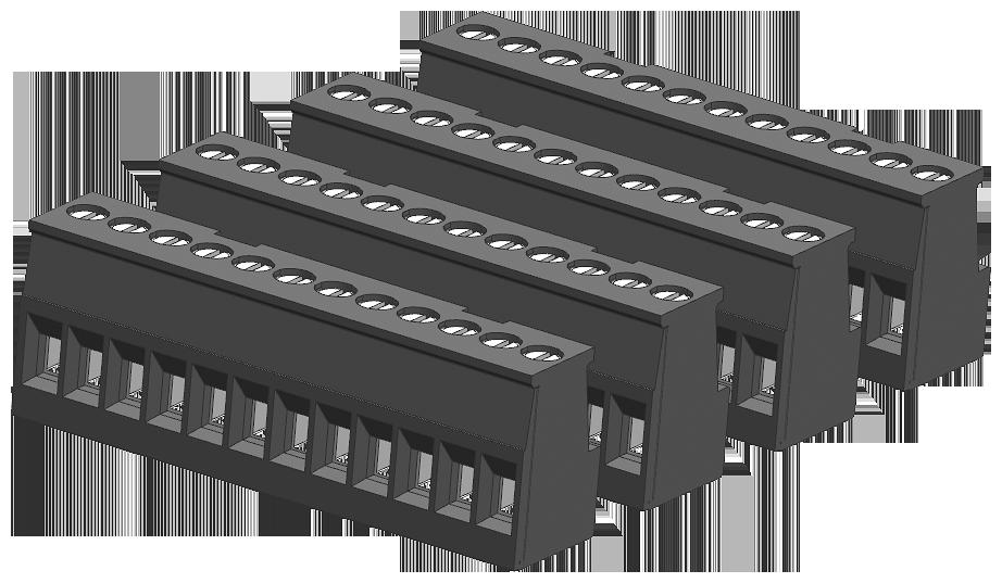 Siemens 6ES72921AM300XA0 Input/Output Terminal Block