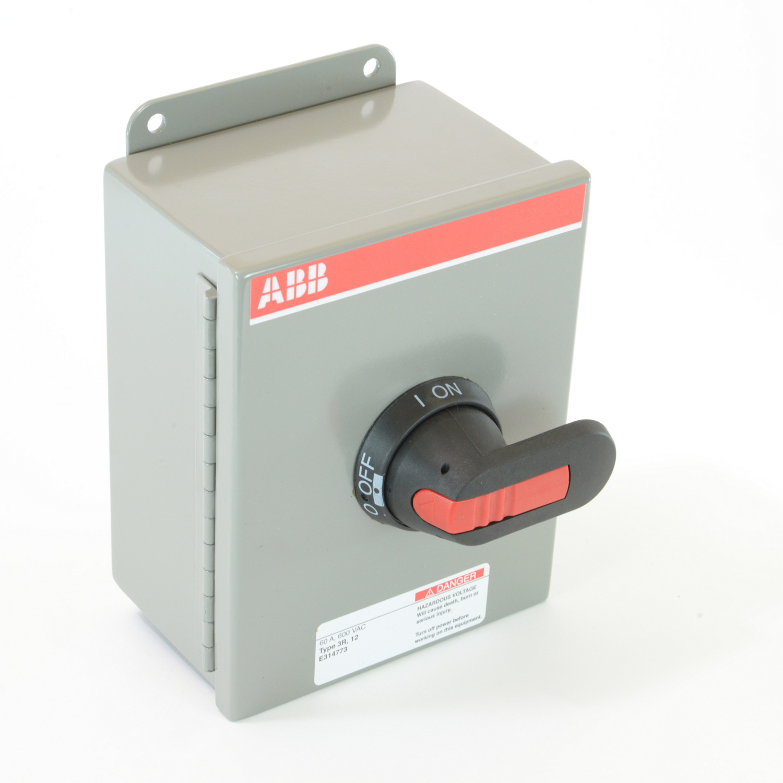 ABB EOT60U3M3-P Enclosed Disconnect Switch