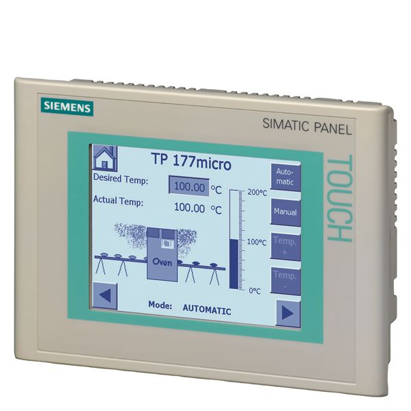 Siemens 6AV66400CA110AX1 SIMATIC Touch Panel