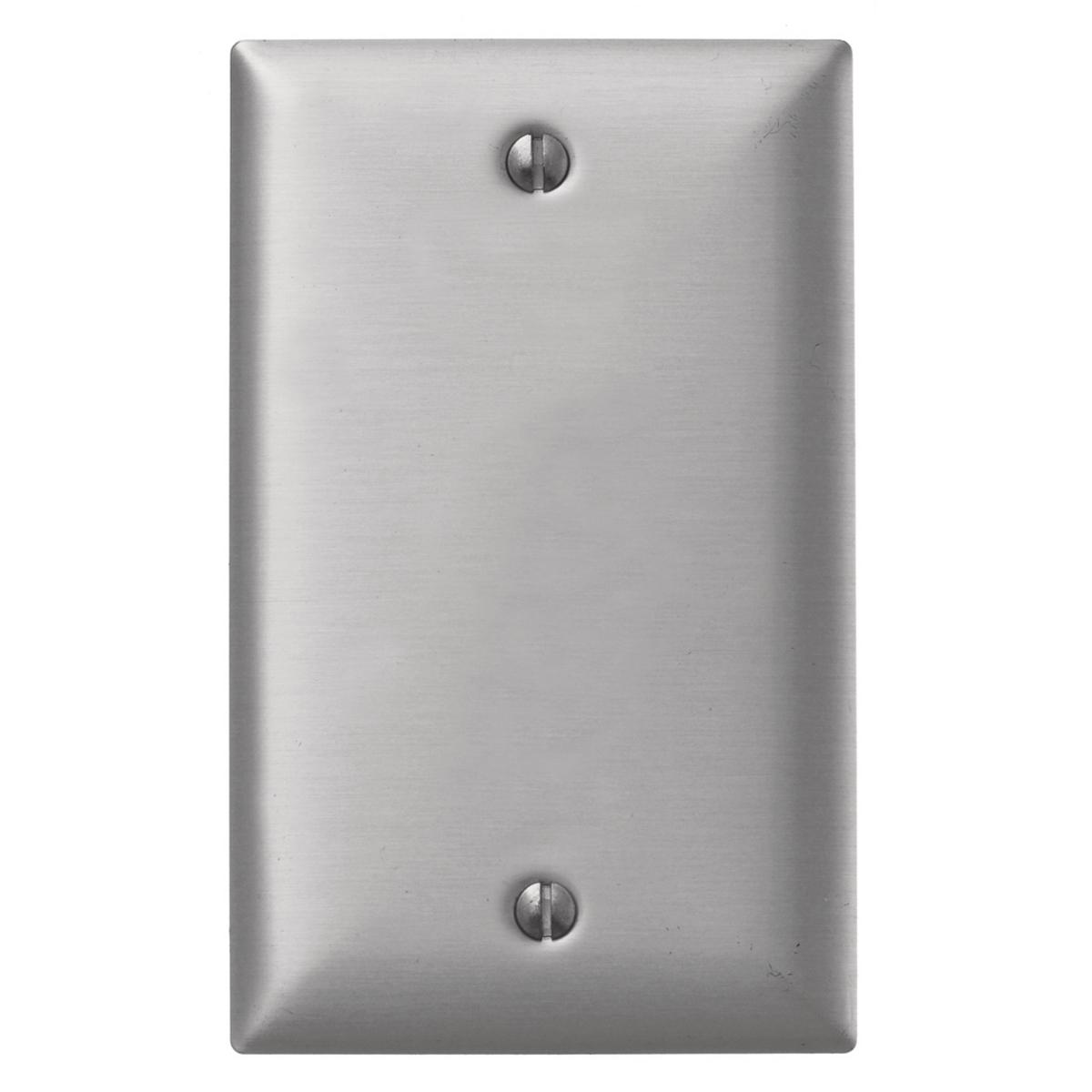 Hubbell SA13A Blank Wall Plate
