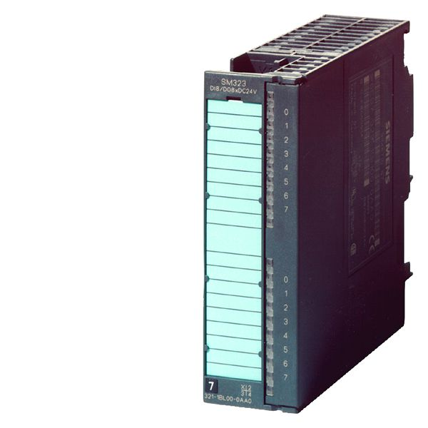 Siemens 6ES73231BH010AA0 SIMATIC Digital Input/Output Module