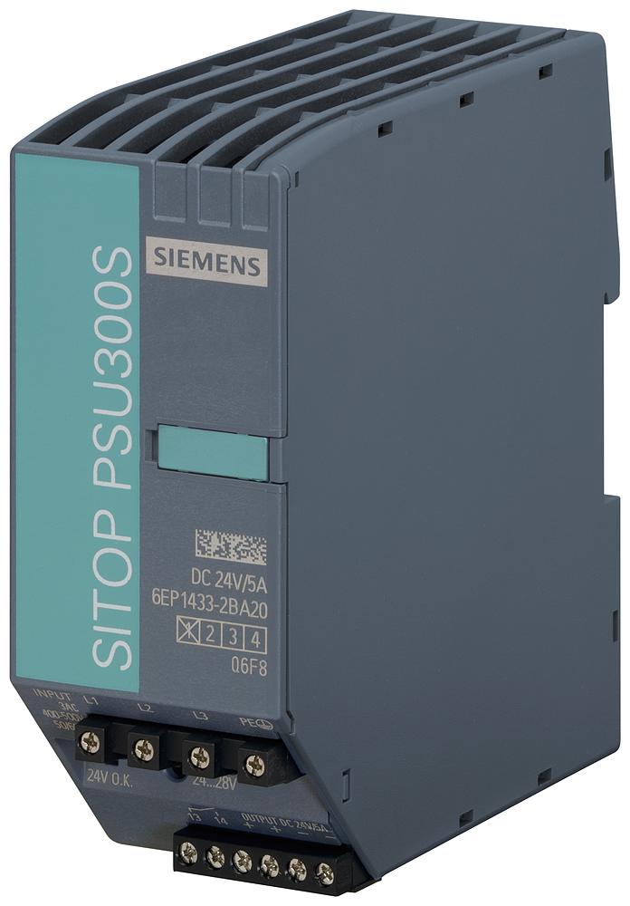 Siemens 6EP14332BA20 Power Supply Module