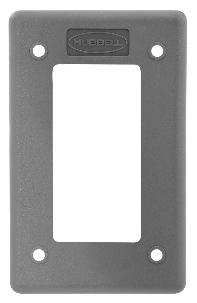 Hubbell HBLP26FS Weatherproof Cover Plate