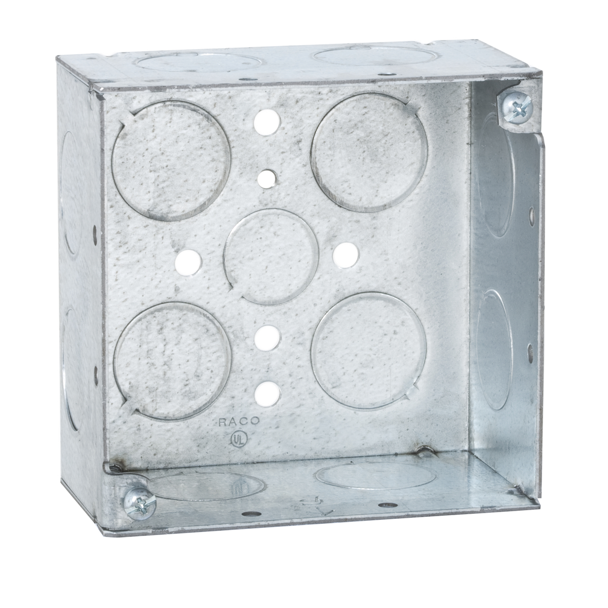 Hubbell-Raco 231 Square Box
