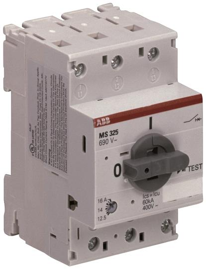 ABB MS325-12.5 Manual Motor Starter