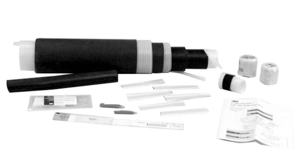 3M 5417A-500-CU High Voltage Cable Joining Kit