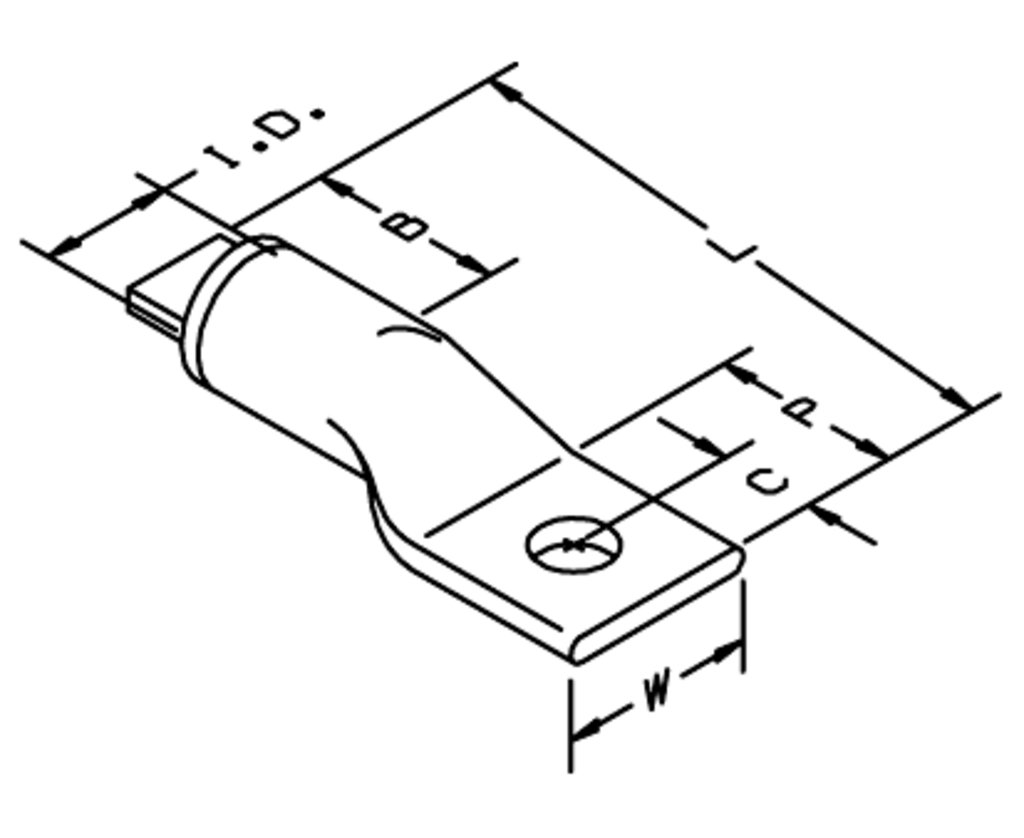 3M 40067 Crimp Connector