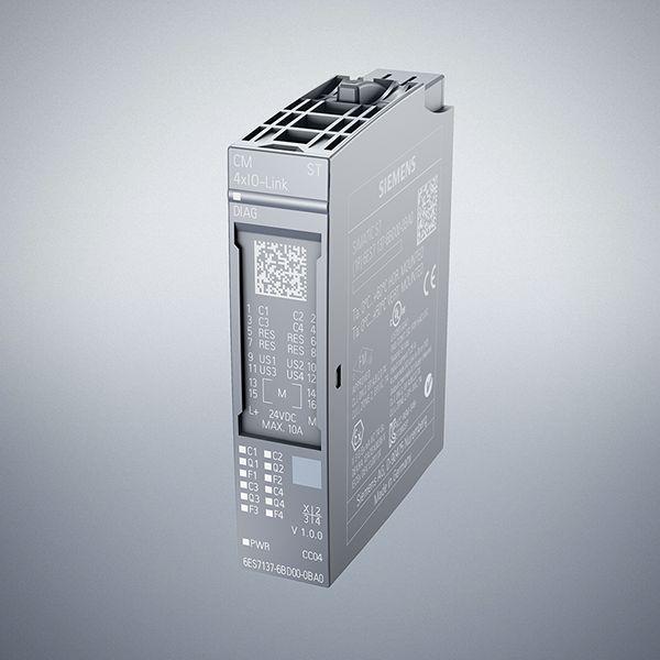 Siemens 6ES71376BD000BA0 SIMATIC Communication Module