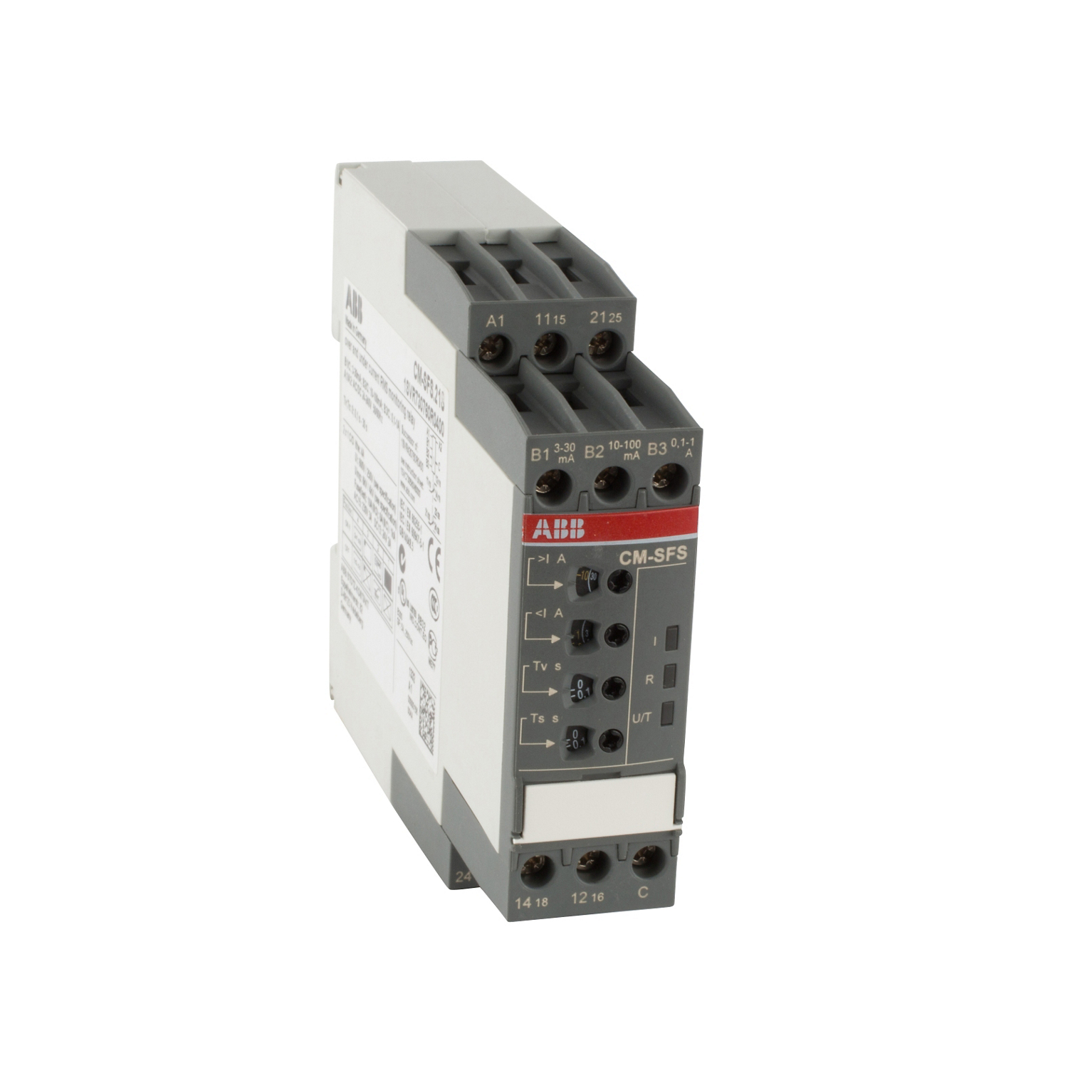ABB 1SVR730760R0400 Current Monitoring Relay