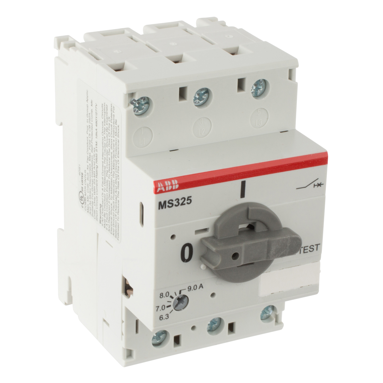 ABB MS325-9.0 Manual Motor Starter