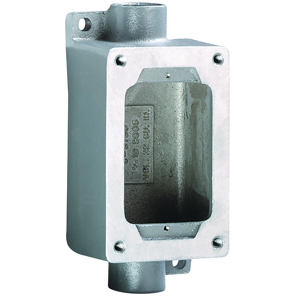 Hubbell SWB-4 Conduit Device Box