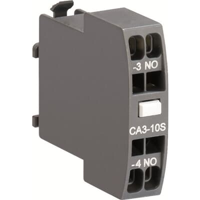 ABB CA3-10S Auxiliary Contact Block