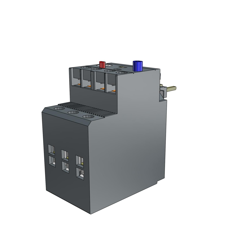 ABB E45DU45 Electronic Overload Relay