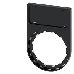 Siemens 3SU19000AR100AA0 SIRIUS ACT Label Holder Frame