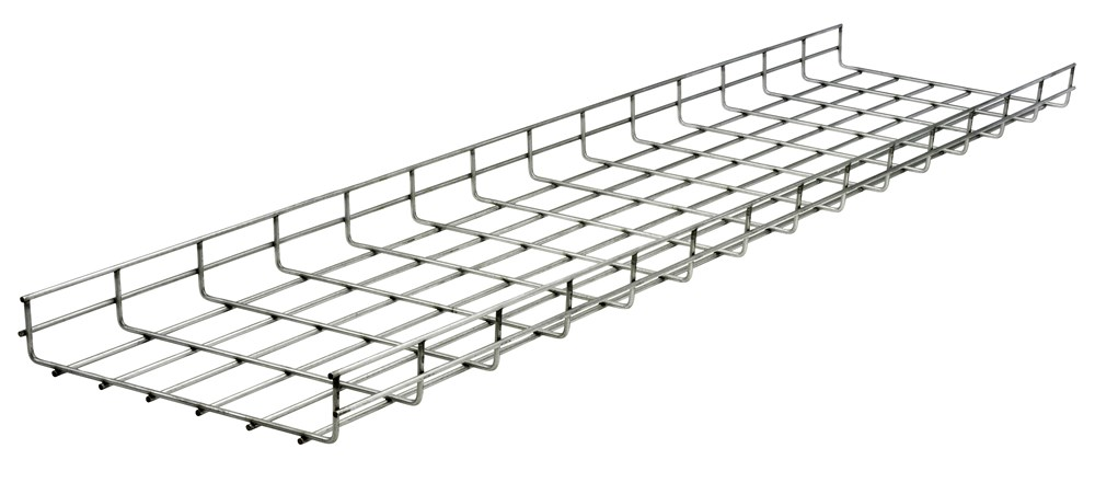 Hubbell HBT0212S Cross Wire Basket Tray