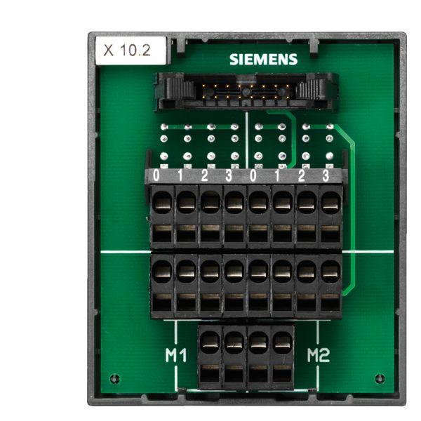 Siemens 6ES79240BB100AA0 Terminal Block