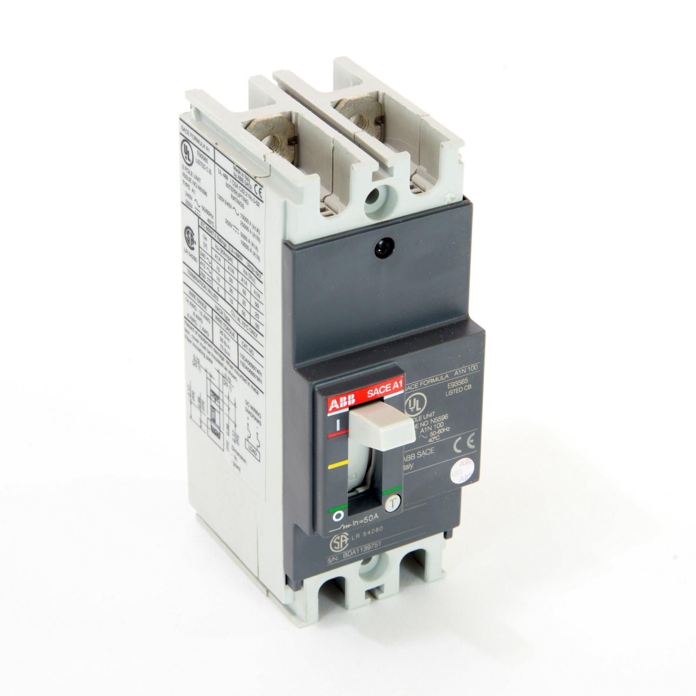 ABB A1N050TW-2 FORMULA Molded Case Circuit Breaker