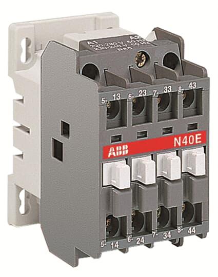 ABB N40E-84 Control Relay