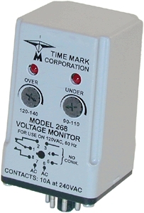 Time Mark Corporation 268 Control Relay