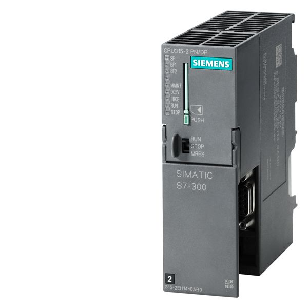 Siemens 6ES73152EH140AB0 SIMATIC Central Processing Unit