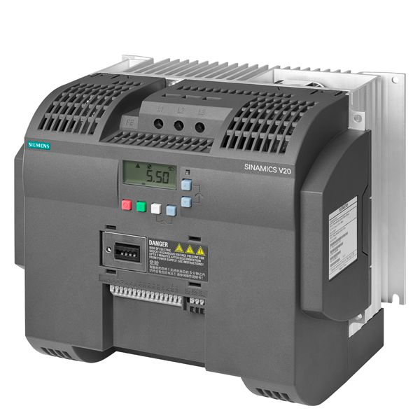 Siemens 6SL32105BE311CV0 AC Variable Frequency Drive