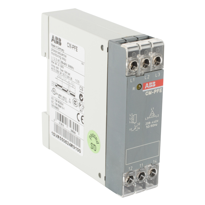 ABB 1SVR550824R9100 Phase Failure Relay