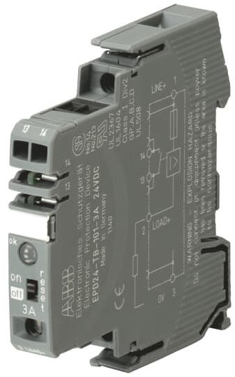 ABB EPD24-TB-101-0.5A Protection Device