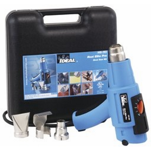 IDEAL 46-203 Heat Elite Heat Gun Kit