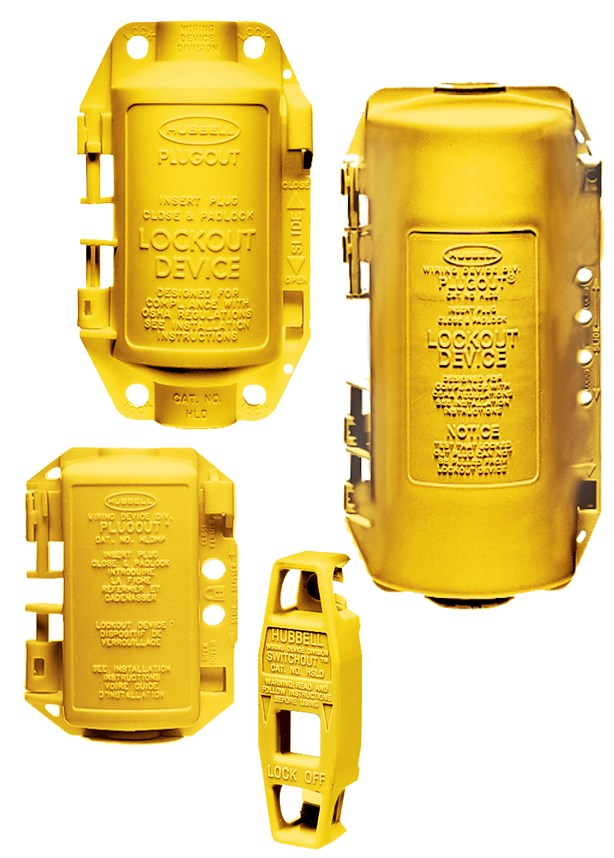 Hubbell HLDKIT Lockout Device