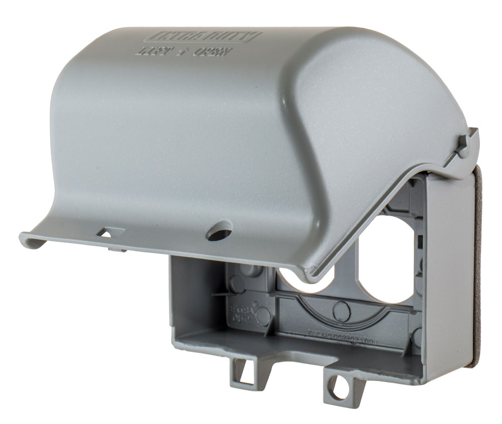 Hubbell WP26EH While-In-Use Cover